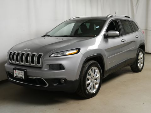 Pre-Owned 2016 Jeep Cherokee 4WD SUV