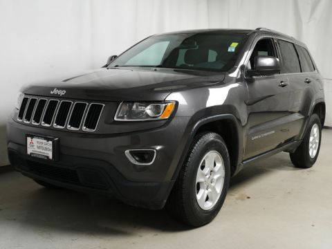 Pre-Owned 2016 Jeep Grand Cherokee 4WD SUV
