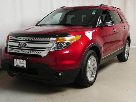 Pre-Owned 2015 Ford Explorer AWD SUV