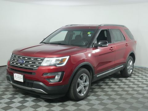 Pre-Owned 2017 Ford Explorer XLT Four Wheel Drive SUV