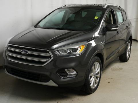 Pre-Owned 2017 Ford Escape 4WD SUV