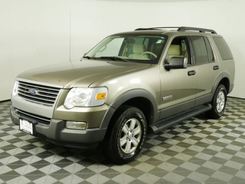 Pre-Owned 2006 Ford Explorer 4WD SUV