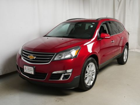 Pre-Owned 2014 Chevrolet Traverse AWD SUV