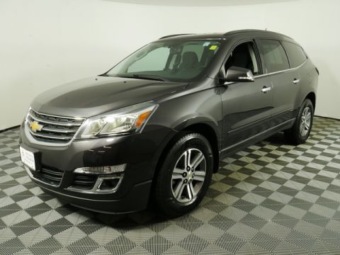 Pre-Owned 2015 Chevrolet Traverse AWD SUV