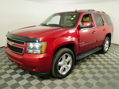 Pre-Owned 2014 Chevrolet Tahoe 4WD SUV