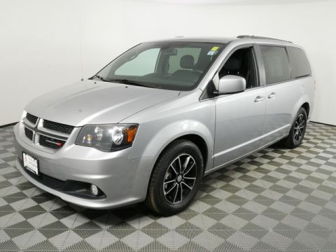 Pre-Owned 2018 Dodge Grand Caravan FWD Mini-van, Passenger