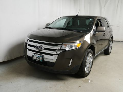 Pre-Owned 2011 Ford Edge AWD SUV