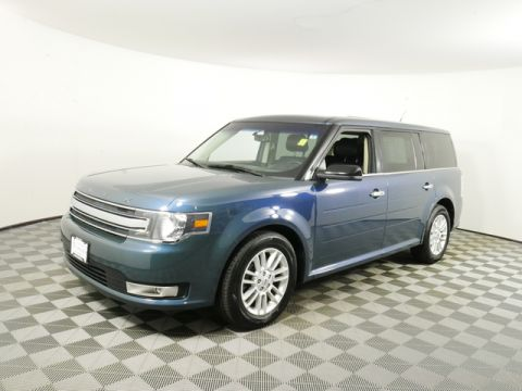 Pre-Owned 2016 Ford Flex AWD SUV