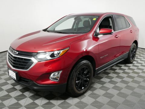 Pre-Owned 2019 Chevrolet Equinox AWD SUV