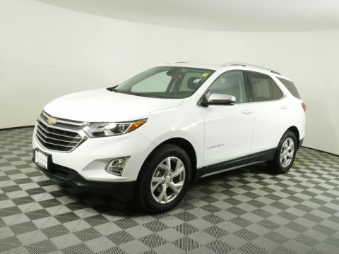 Pre-Owned 2018 Chevrolet Equinox AWD SUV