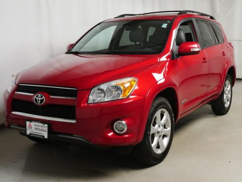Pre-Owned 2010 Toyota RAV4 4WD SUV