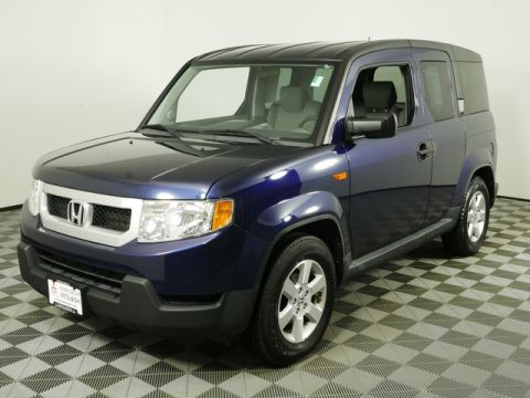 Pre-Owned 2009 Honda Element AWD SUV