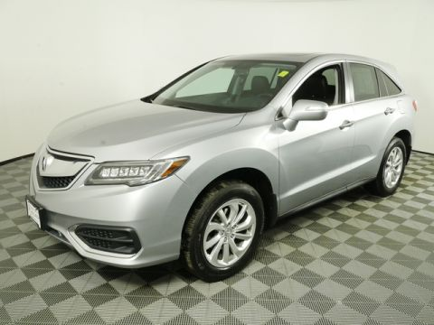 Pre-Owned 2017 Acura RDX AWD SUV