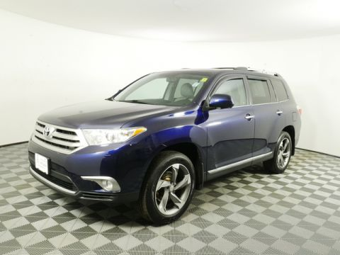 Pre-Owned 2012 Toyota Highlander AWD SUV