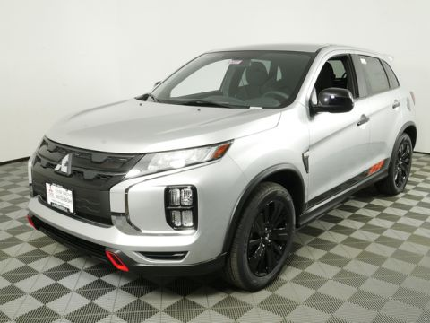 2020 Mitsubishi Outlander Sport Black Edition 2.0