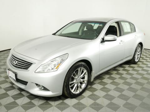 Pre-Owned 2011 INFINITI G37 AWD Sedan