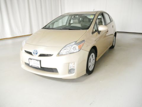 Pre-Owned 2010 Toyota Prius I FWD Hatchback