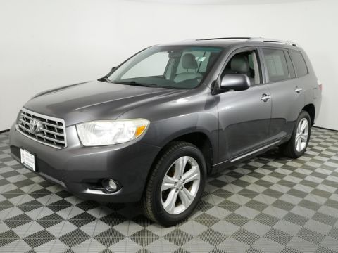 Pre-Owned 2008 Toyota Highlander AWD SUV